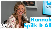 The Bachelorette's Hannah B Spills It All!   On Air With Ryan Seacrest