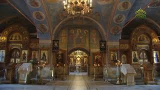 Божественная литургия 5 июня 2020 г., Храм апостолов Петра и Павла в Ясеневе, г. Москва