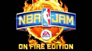 NBA JAM: On Fire Edition - Holiday Trailer (XBLA)