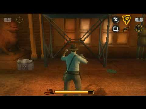 Indiana jones and the staff of kings psp | ppsspp | android.