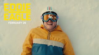 "Eddie the Eagle | ""Believe"" TV Commercial 