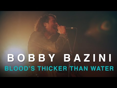 Bobby Bazini | Blood's Thicker Than Water | Live In Studio