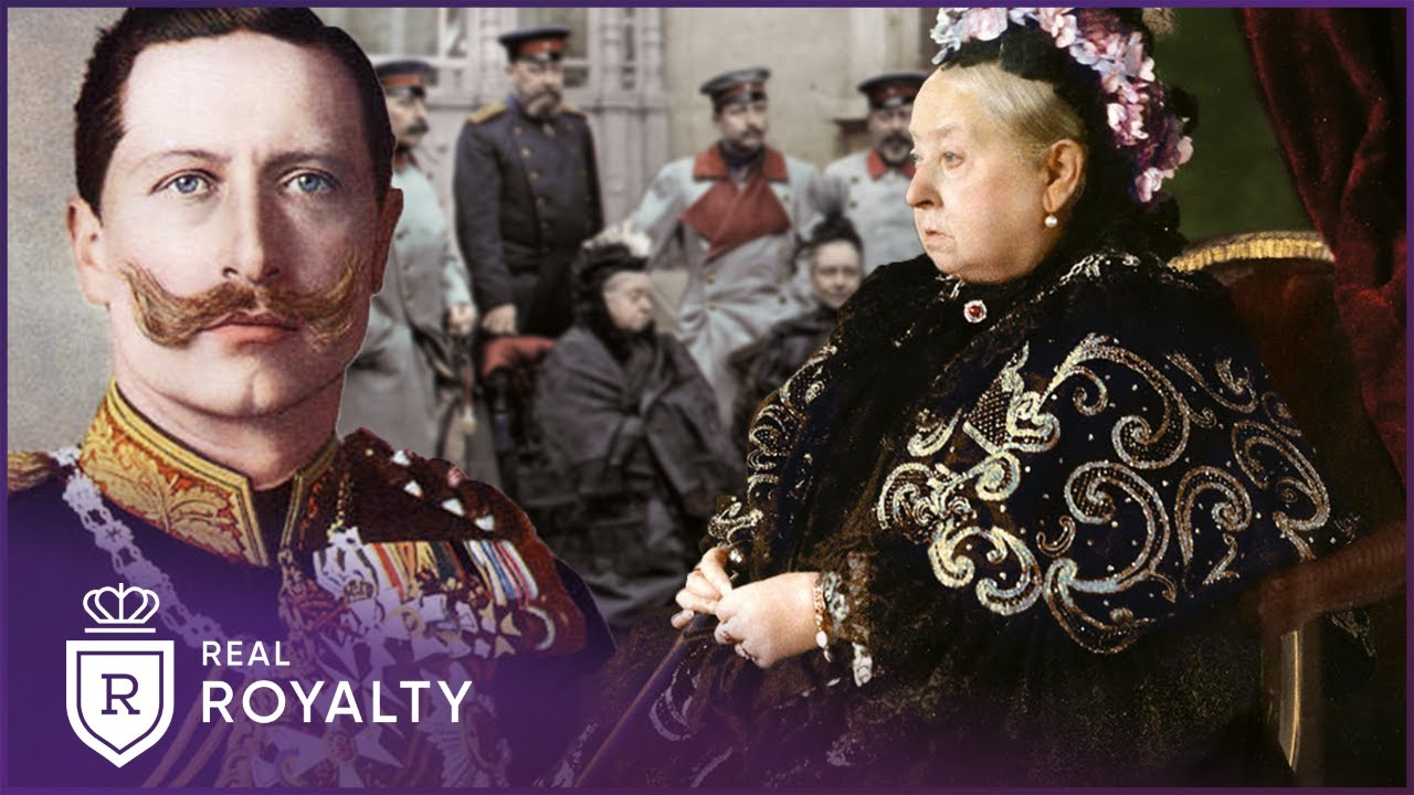 Download The Bizarre Life Of Victoria's Disabled Grandson   Crippled Kaiser   Real Royalty
