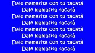 Tacabro - Tacata [Lyrics]