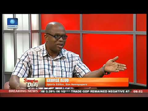 Nigeria Vs Cameroon: Nigeria Scraped The Best Deal Out Of Yaounde Analyst Pt.4 |Sunrise Daily|