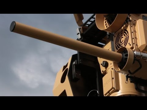 This electronic cannon disables drones