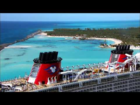 Welcome Aboard Disney Cruise Line