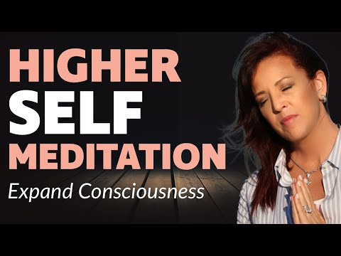 Guided Meditation To Help You Connect to Higher Self