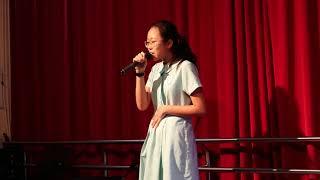 Publication Date: 2018-06-05   Video Title: 中華傳道會劉永生中學 sing con 獨唱 3B 黄韻然