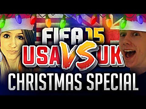CHRISTMAS SPECIAL UK VS USA