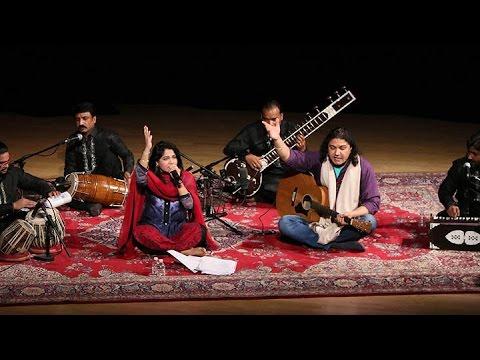 Sanam Marvi and Arieb Azhar Sing 'Laal Meri Patt'