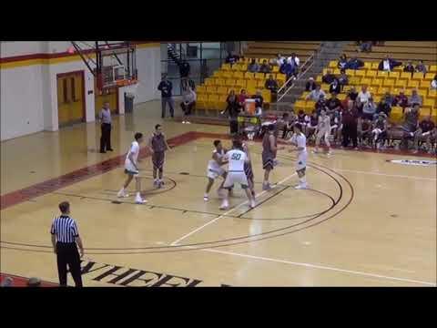 Robby Williams Senior Year Mid-Season Charleston Catholic High School Basketball WV 2019