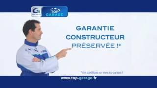 Publicité Top Garage 2009