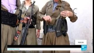 Quand une Kurde iranienne brave les peshmerga pour combattre l'EI