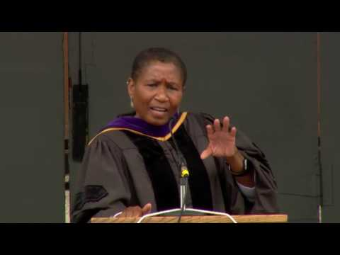 Guest Speaker Michele Roberts: Berkeley Law Commencement 2016