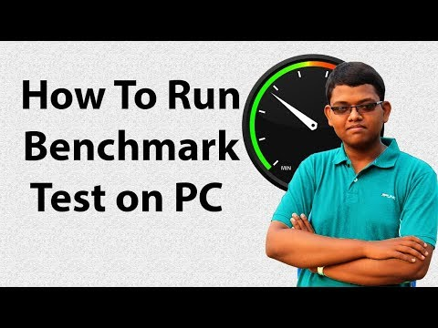 How To Benchmark The Entire Computer System  ? Practical Video Of Benchmark In Hindi