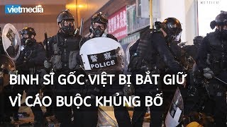 Binh sĩ gốc Việt bị bắt giữ vì bị cảnh sát cáo buộc khủng bố