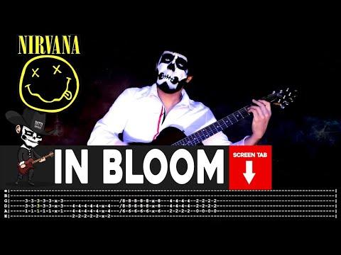 Nirvana - In Bloom (Guitar Cover by Masuka W/Tab)