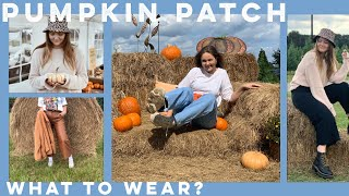 Baixar WHAT TO WEAR TO A PUMPKIN PATCH