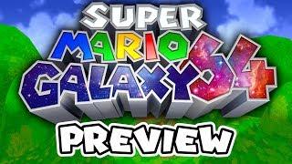 Super Mario Galaxy 64 - Trailer