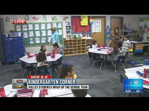 Kindergarten Corner: Luke Elementary School (Part 1)