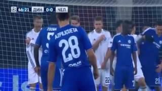 FCディナモ・キエフ vs チェルシーFC 0-0 ゴールハイライト  チャンピオンズリーグ 2015/10/21