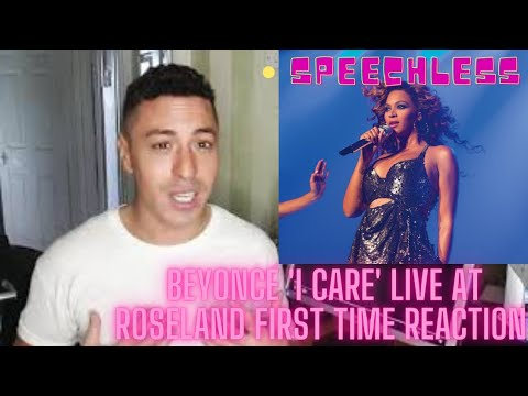 Download Beyonce 'I Care' live at Roseland. First Time Reaction Wow