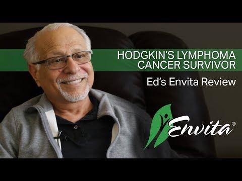 Hodgkin's Lymphoma Survivor - Ed's Envita Review | Envita