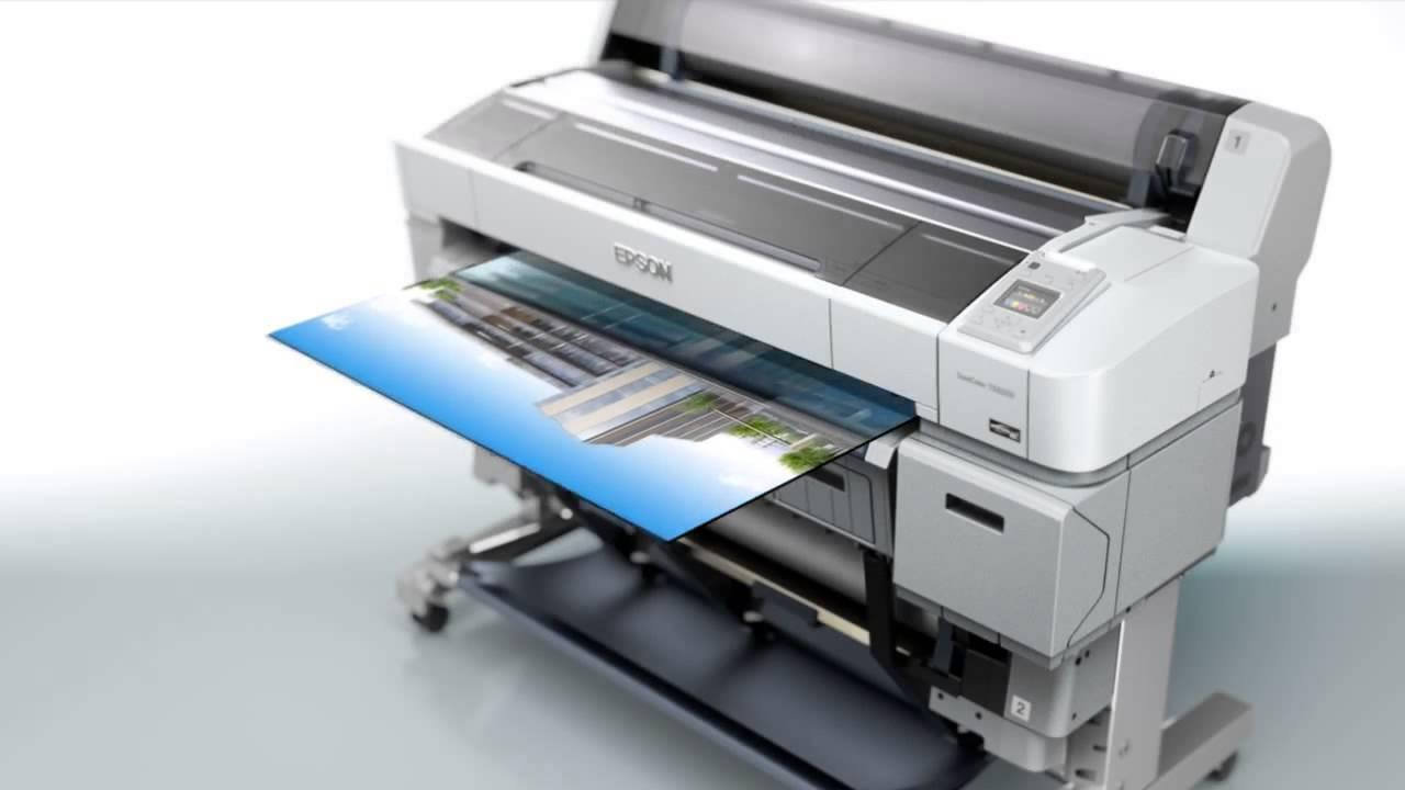 Epson SureColor T7270 T5270 T3270 Printers