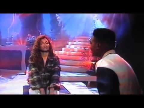 Janet Jackson Interview w/ bill bellamy 1994