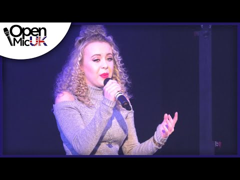 RISE UP - ANDRA DAY performed by MOLLY SCOTT at the Grand Final of Open Mic UK