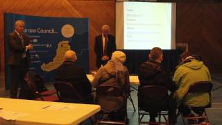 Derry City and Strabane District Council Community Meeting (29-01-15)