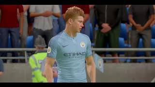 Manchester City vs Chelsea FC FIFA 19 PS4 PRO 4K HDR