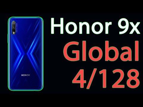 Honor 9x Глобальная версия. Хонор 9х обзор, распаковка, камера, тест антуту