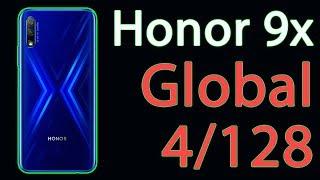 Honor 9x Глобальная версия. Хонор 9х обзор распаковка камера тест антуту