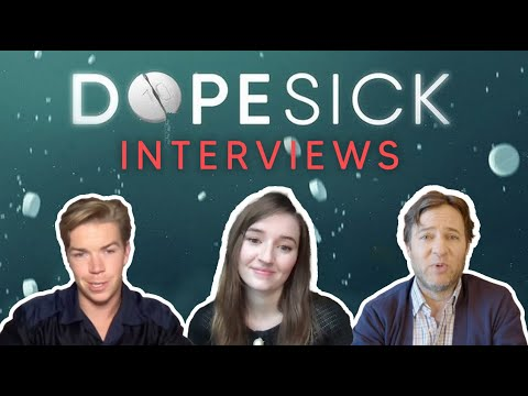 Award-Winning Journalist Macy on 'Dopesick' TV Series, Ongoing ...