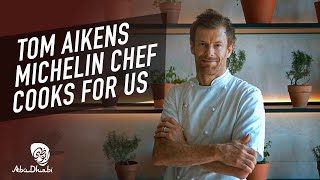 Extraordinary Chefs - Tom Aikens - Market Green Earth Burger