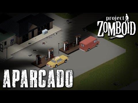 "PROJECT ZOMBOID [Build 39.58] - #06 ""Aparcado"" - Gameplay Español"