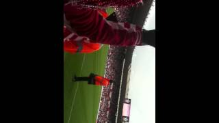 Southampton FC vs Portsmouth FC final moments fans reactions