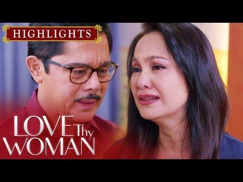 Lucy, Sinisi Si Adam Sa Pagpapatuloy Ng Kasal | Love Thy Woman (With Eng Subs)