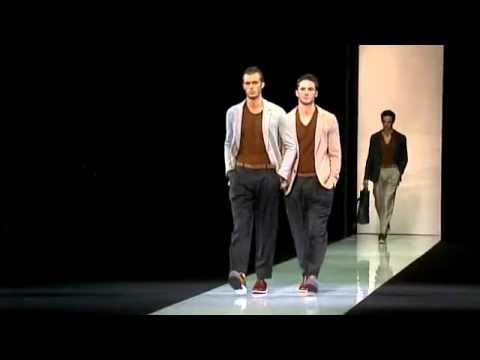 Giorgio Armani Menswear Spring Summer 2013 Full Fashion Show