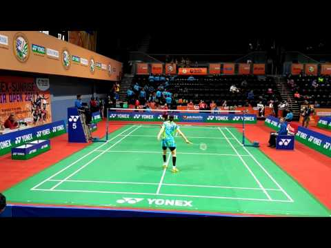 Sung Ji Hyun-India Open 2017 Badminton Highlight | R32 DAY 2/6