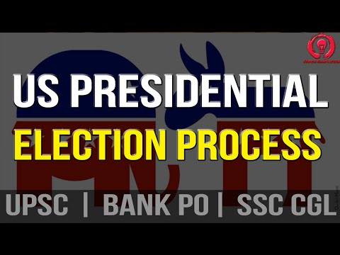 UPSC SuperSimplified: US Presidential Election Process