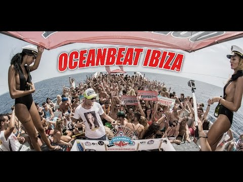 The Biggest Party Boat of IBIZA - Oceanbeat Ibiza