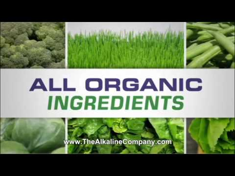 ★ SevenPoint2™/7.2 Organic Greens | Alkalize Your Body PH Health