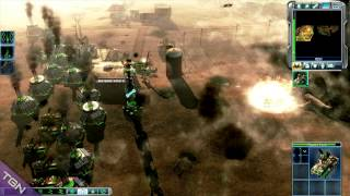 CnC 3 Forgotten Mod Part 5 HD