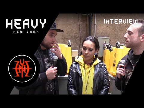Heavy New York-Jinjer Interview