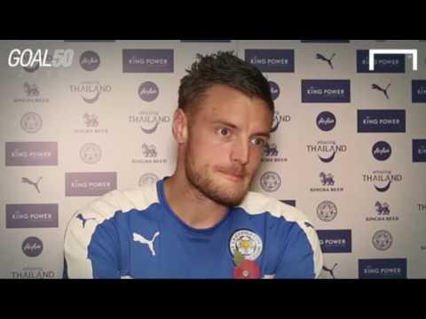 Goal 50 - Jamie Vardy exclusive interview