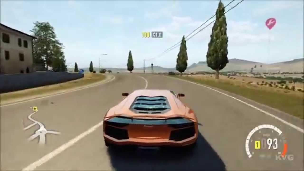 Forza 7 Car Wallpaper Lamborghini Aventador Lp 700 4 2012 Forza Horizon 2