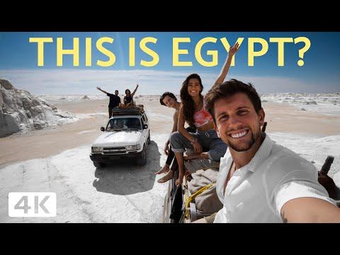 WE LEFT EARTH - Egypt Travel (4K)
